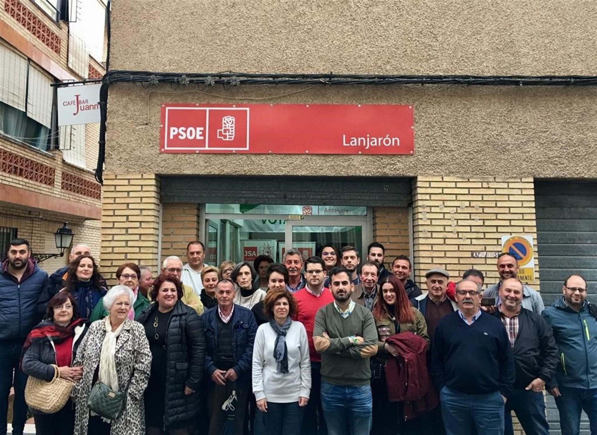 El historiador Raúl Ruiz encabezará la candidatura del PSOE en Lanjarón