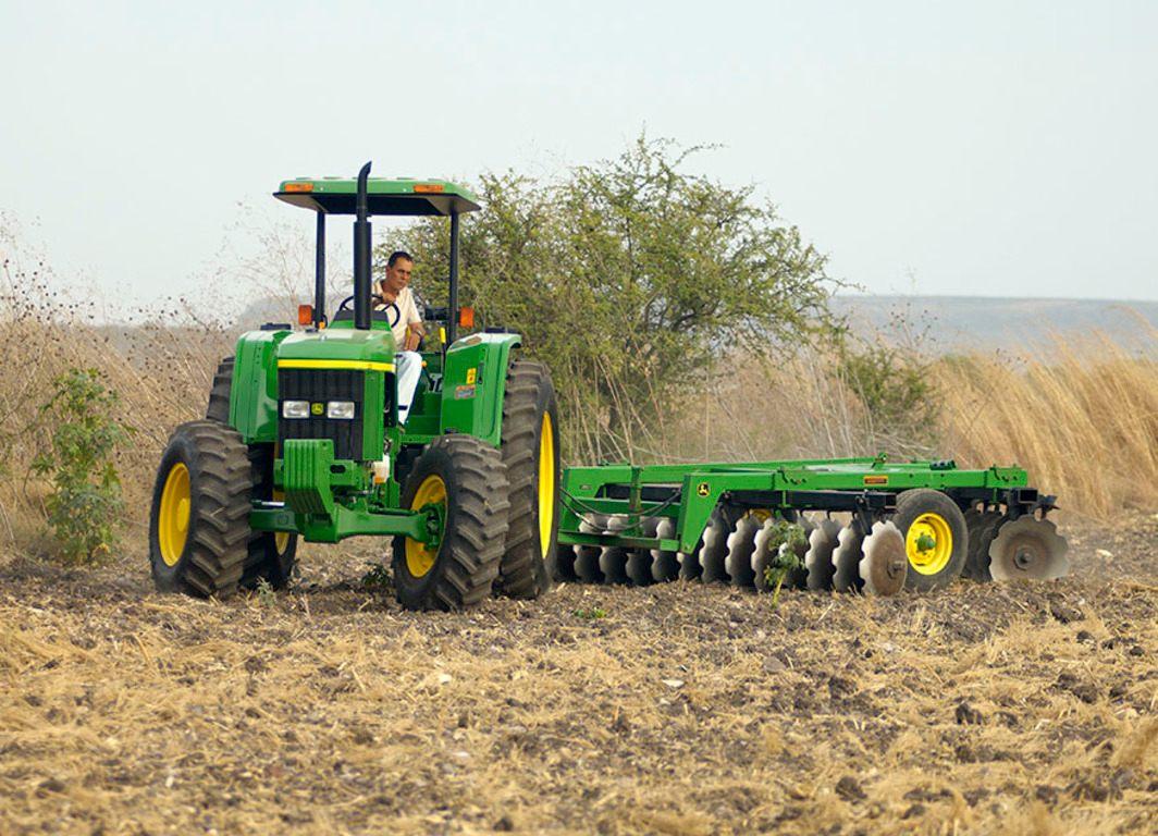 El gobierno aprueba ayudas para la renovación de tractores y maquinaria agrícola