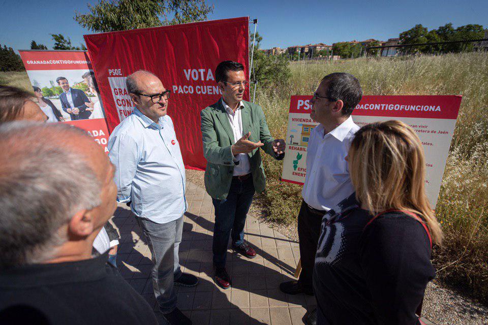 #26M: Cuenca propone rehabilitar viviendas en la Chana, Pajaritos y distrito Beiro con el modelo de Santa Adela