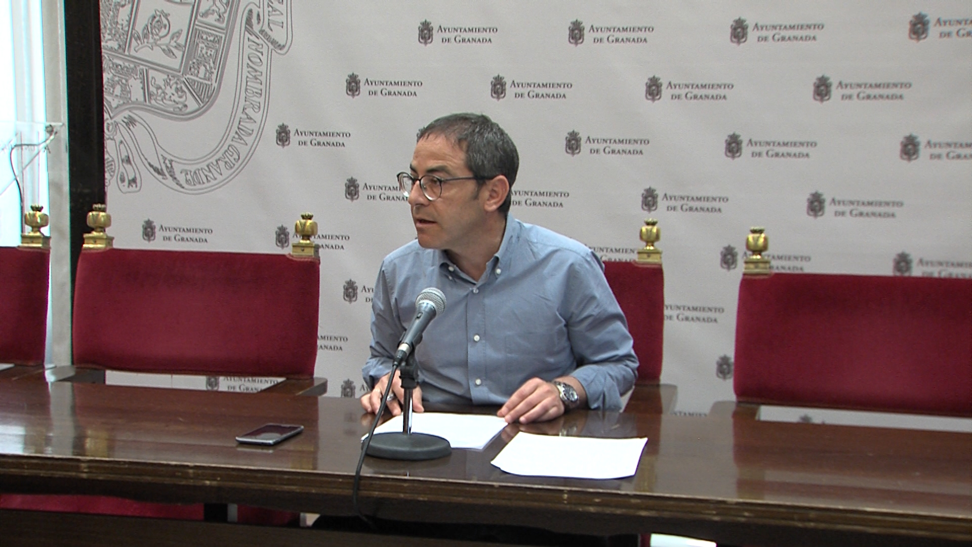 Miguel Ángel Fernández acusa al PP de «financiación ilegal» en el caso Emucesa