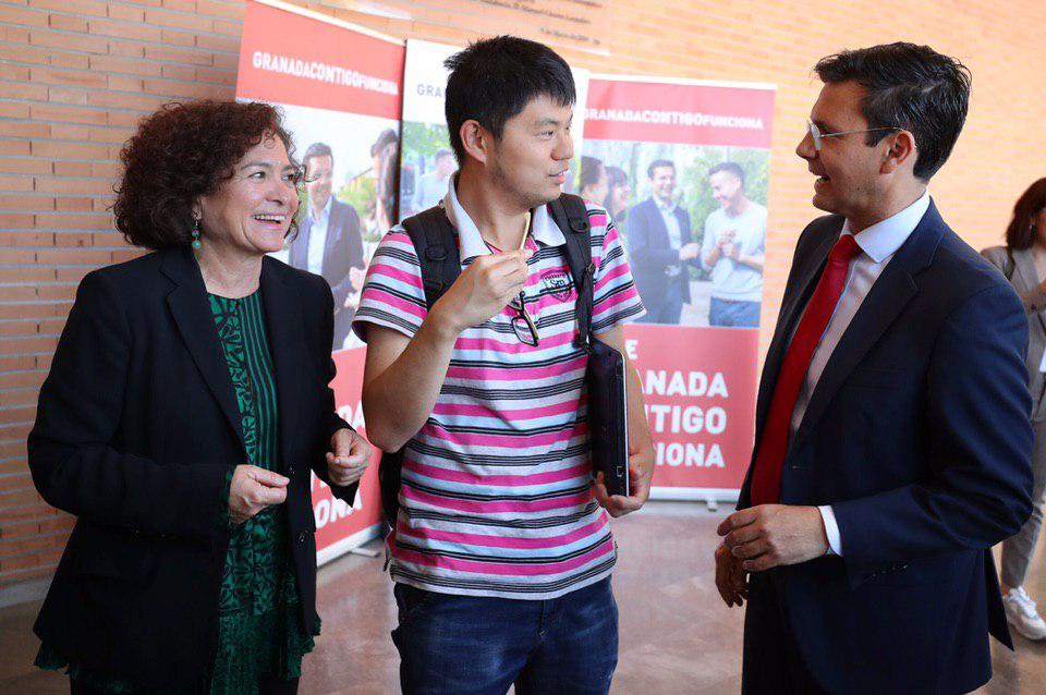 #26M: Cuenca se compromete con la Universidad a ceder suelo para ampliar la ETS de Informática