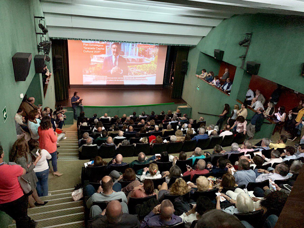 #26M: Salvador presenta 'Nuestra Granada de Siempre' como un proyecto para potenciar la identidad y el desarrollo turístico de la ciudad