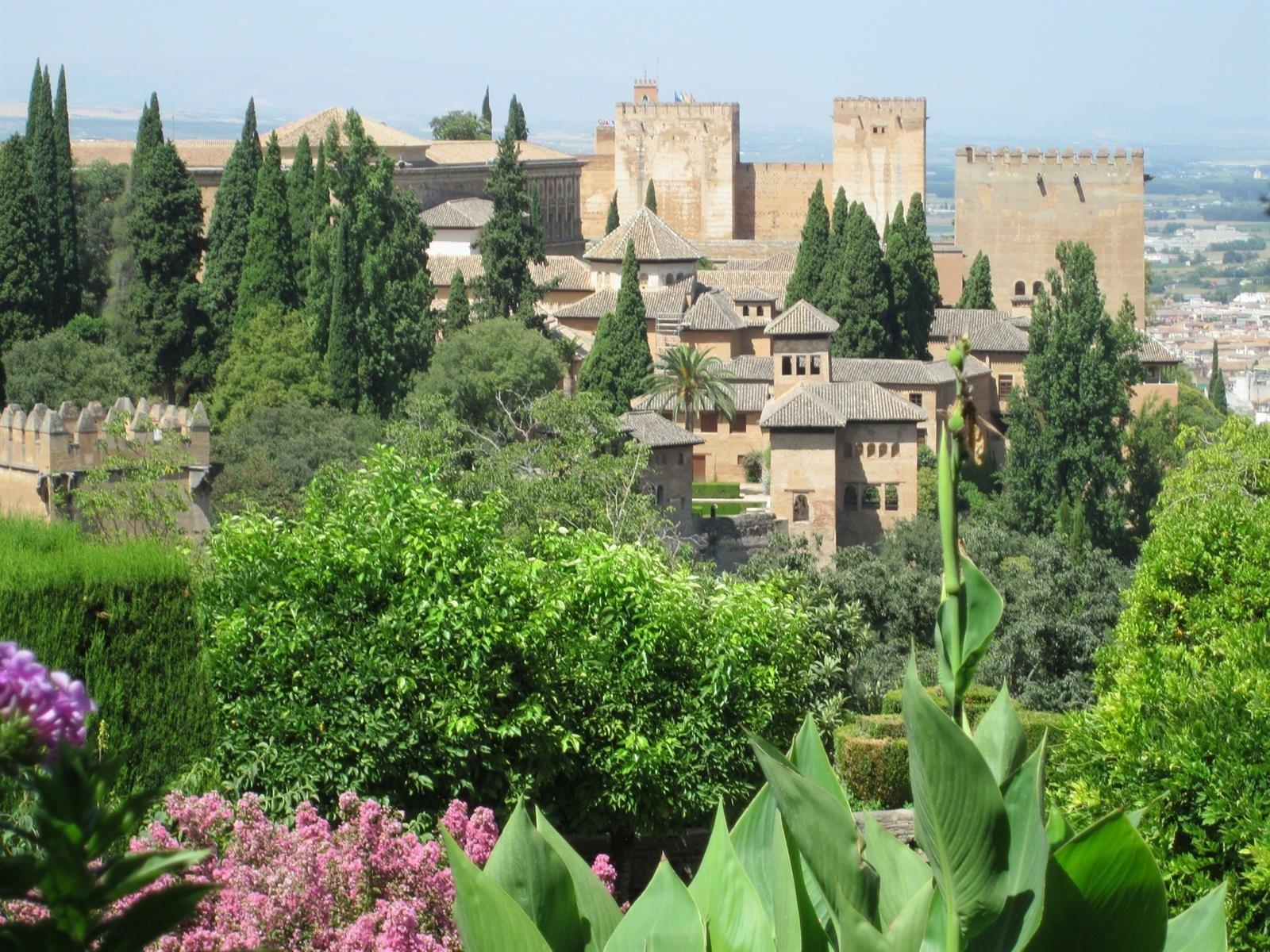 La Alhambra opta al Premio del Público de Europa Nostra por la restauración del Oratorio del Partal