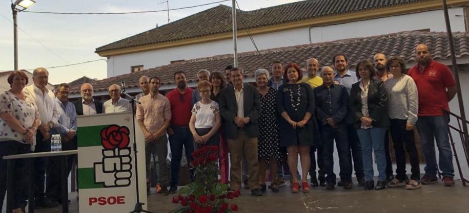 """#26M: El PSOE pide el voto para las candidaturas socialistas de la Alpujarra para """"avanzar y trabajar"""" por la comarca"""