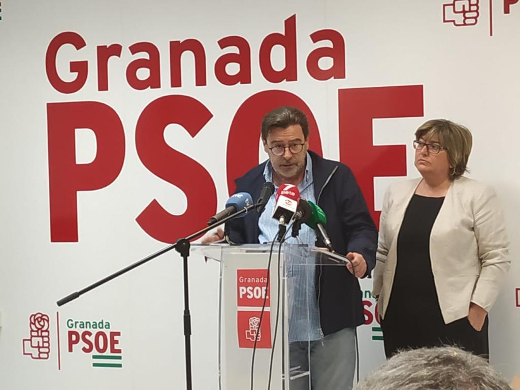 #26M: El PSOE entregará a todos los partidos sus propuestas para la Alcaldía de Granada