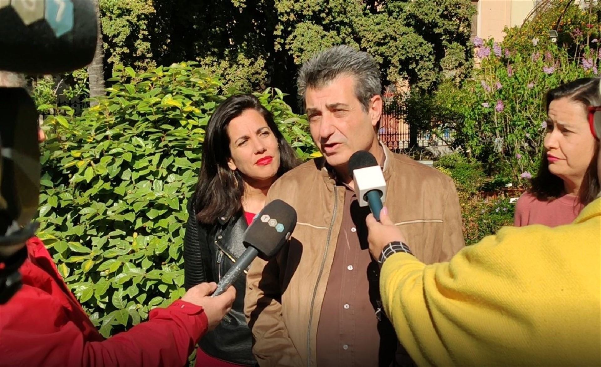 Podemos-IU abandona la reunión de modificación del ROM que pretende crear la Vicealcaldía para Sebastián Pérez