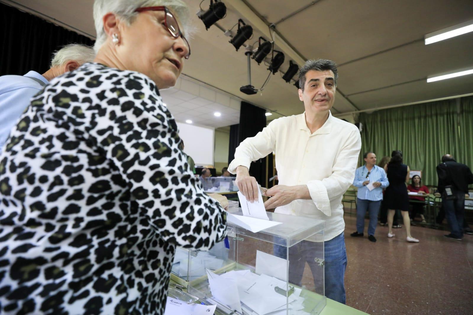 #26M: Cambril confia en un buen resultado para poder «conformar un gobierno de izquierdas para sacar adelante la ciudad»