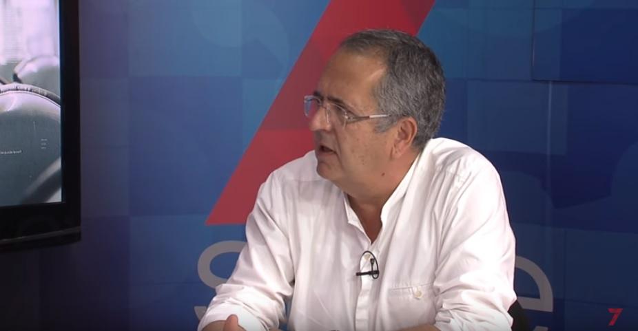 #26M Antonio Reina (Adelante): «El Ayuntamiento de Maracena es el cortijo familiar de Noel López»
