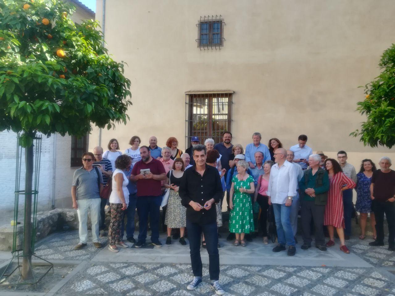 #26M: La confluencia de independientes, Podemos e IU aprueba un programa para «quitar la boina a Granada»