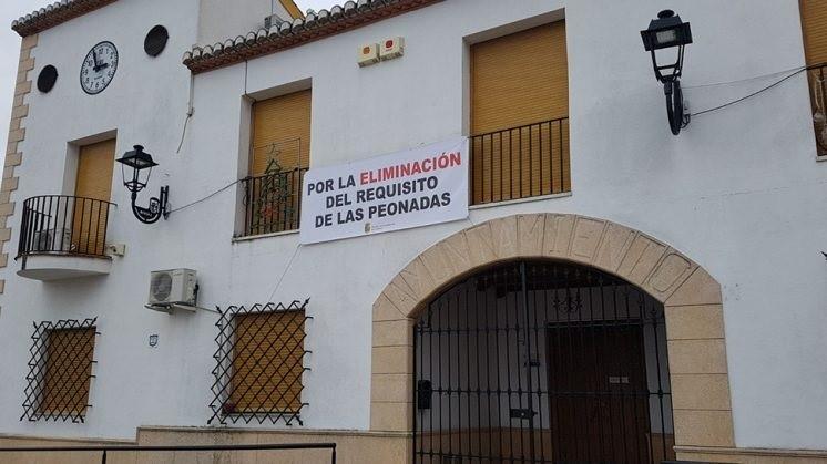 #26M: IU Láchar denuncia «elevados gastos en bares y hoteles» por parte del anterior Gobierno del PSOE