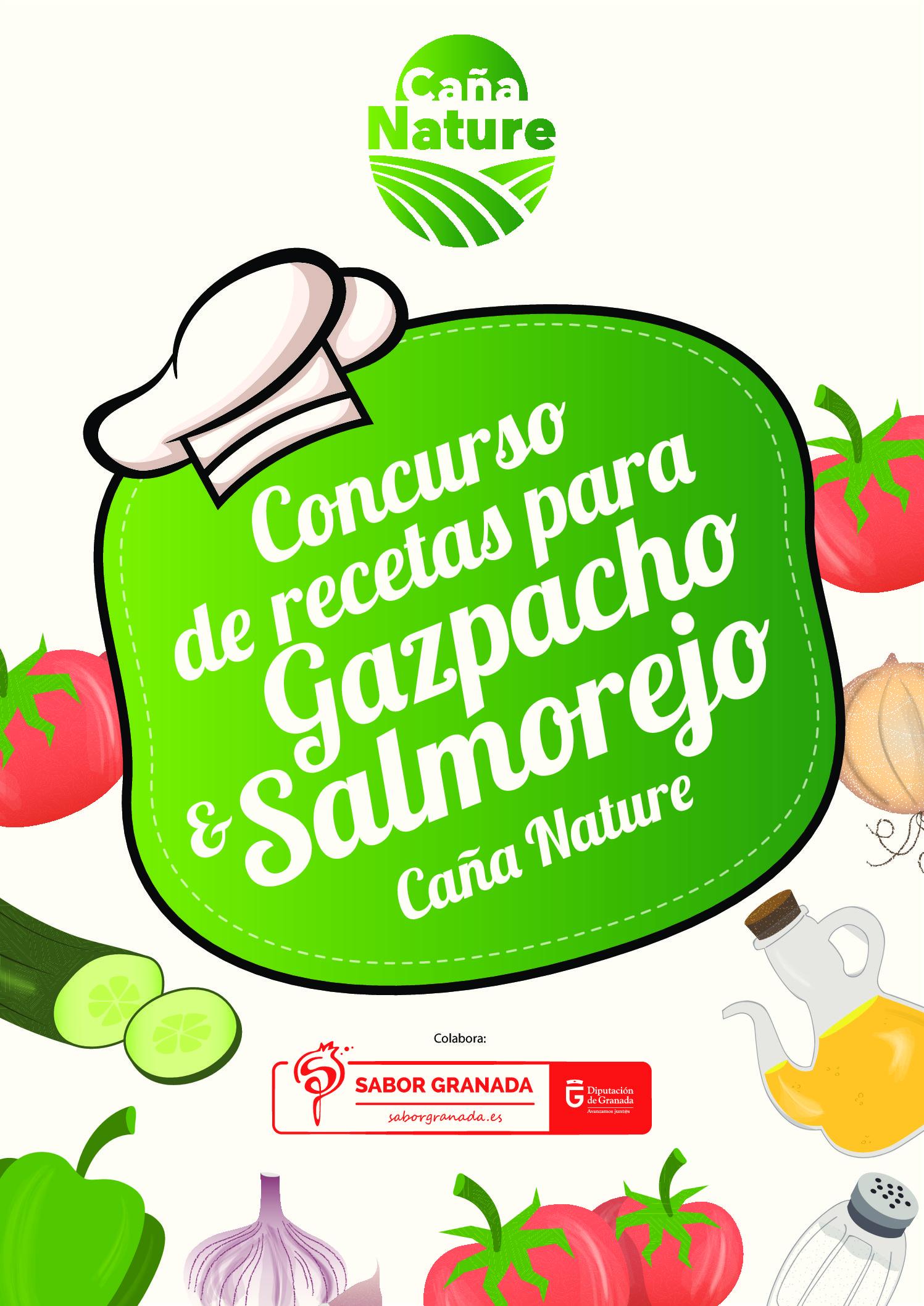 Sabor Granada premiará los mejores gazpachos y salmorejos elaborados por alumnos de hostelería de la provincia