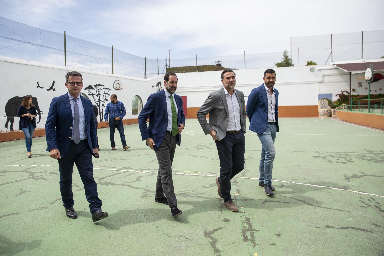 La Junta anuncia que racionalizará las plazas en los centros de internamiento para que todos los menores infractores cumplan en sus provincias