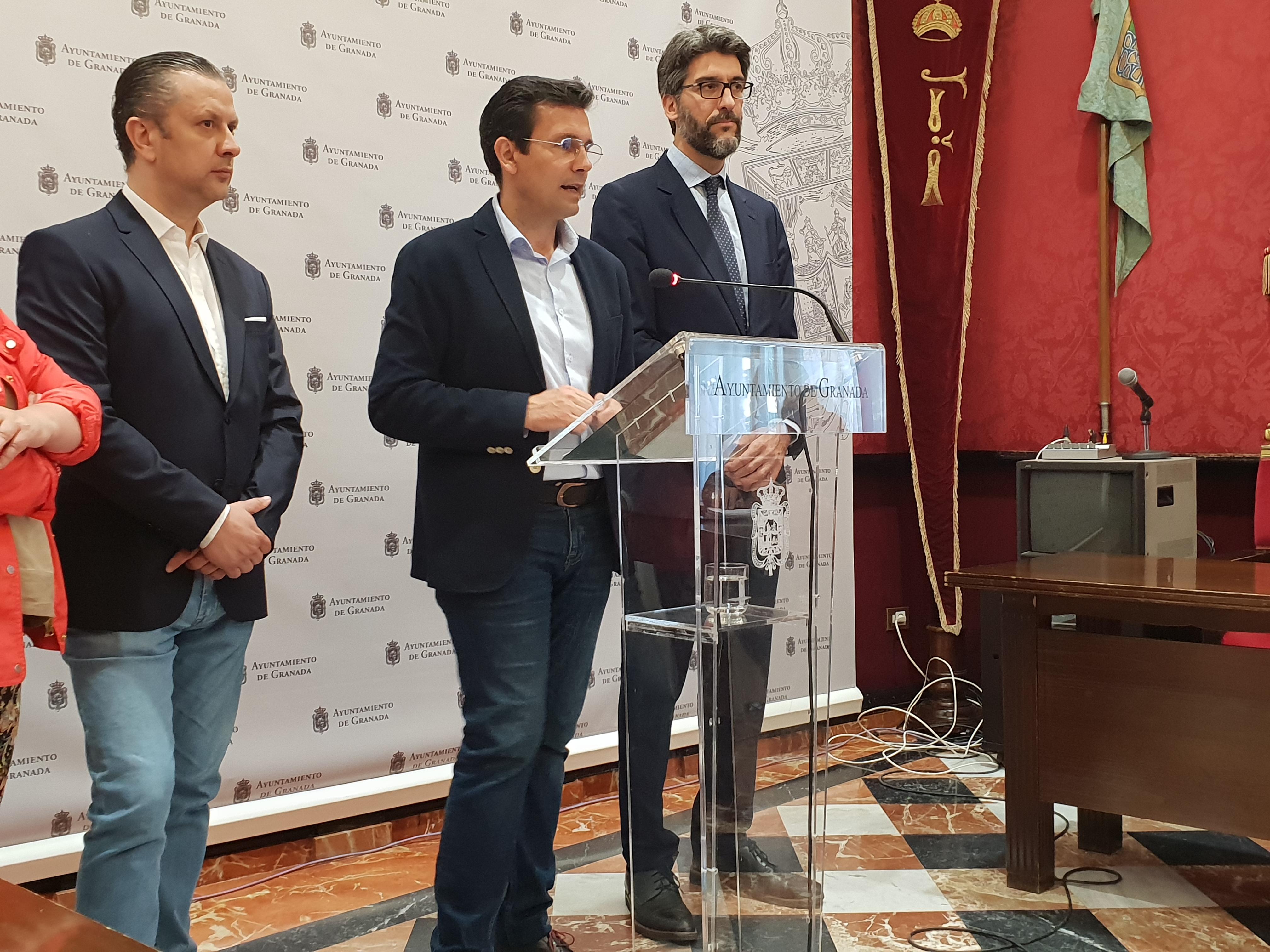 Cuenca se compromete a crear un Parque Tecnológico en el Cortijo del Conde
