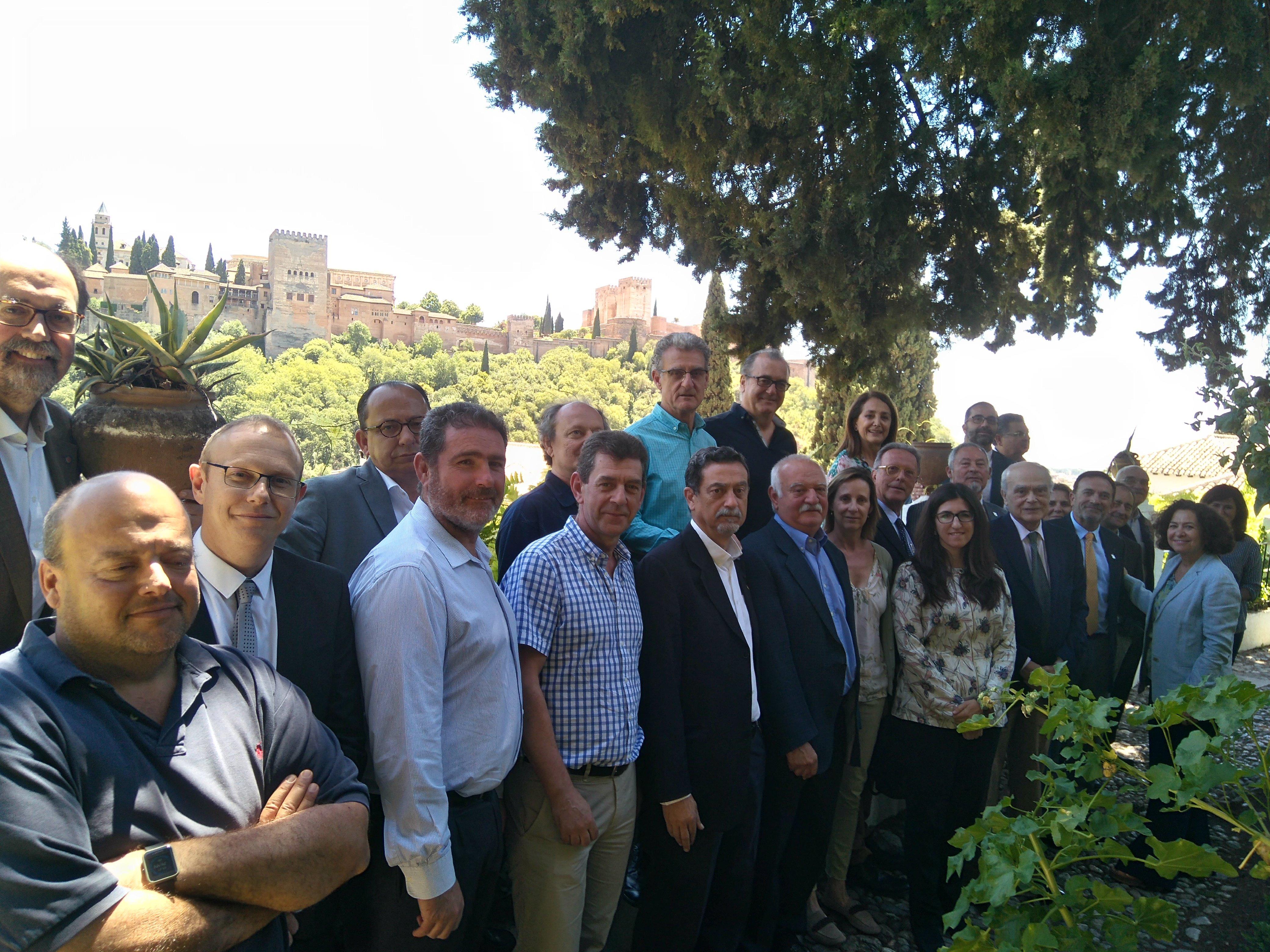 Juan Manuel Santiago es elegido nuevo presidente de la Conferencia de Ingenieros de la Edificación