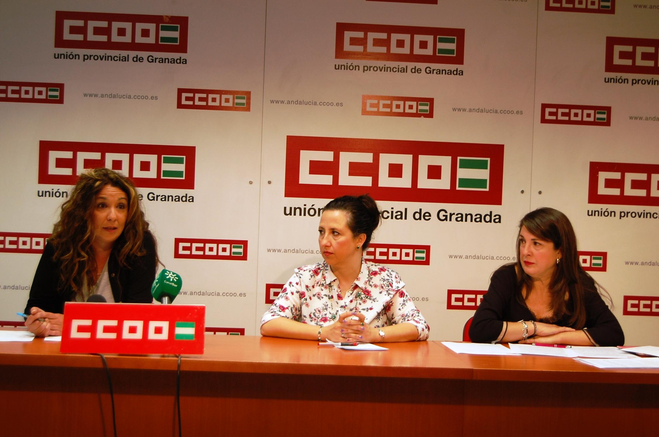 CCOO denuncia a Educación por aprobar los decretos de ordenación sin contar con la comunidad educativa