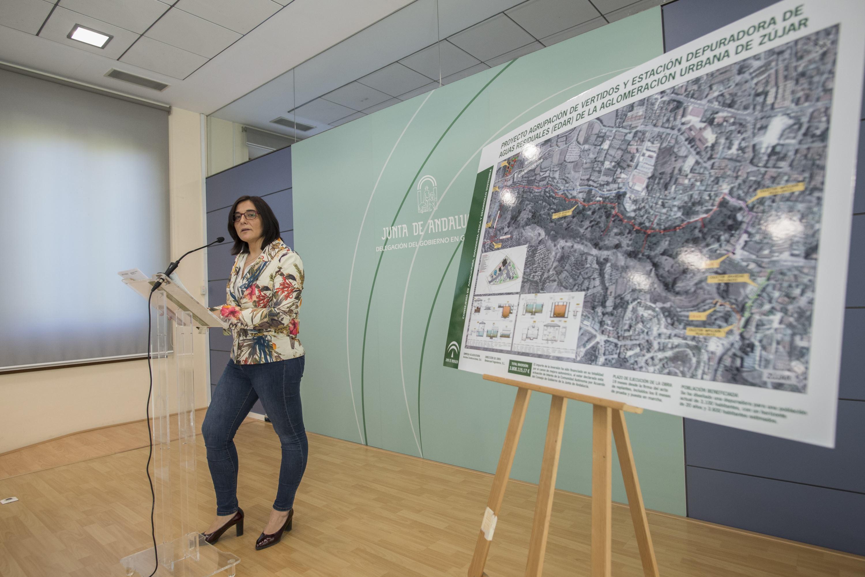 La Junta inicia las obras de la depuradora de Zújar