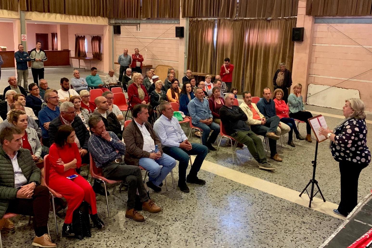 """El PSOE apoyará desde la Eurocámara el proyecto minero de Alquife como """"fuente de desarrollo y empleo"""""""