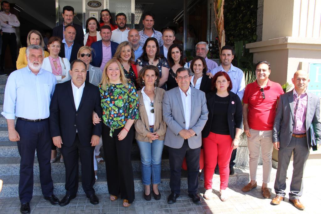 #26M:  El PSOE se compromete a agilizar al máximo los trámites para el inicio de las obras de las conducciones de Rules