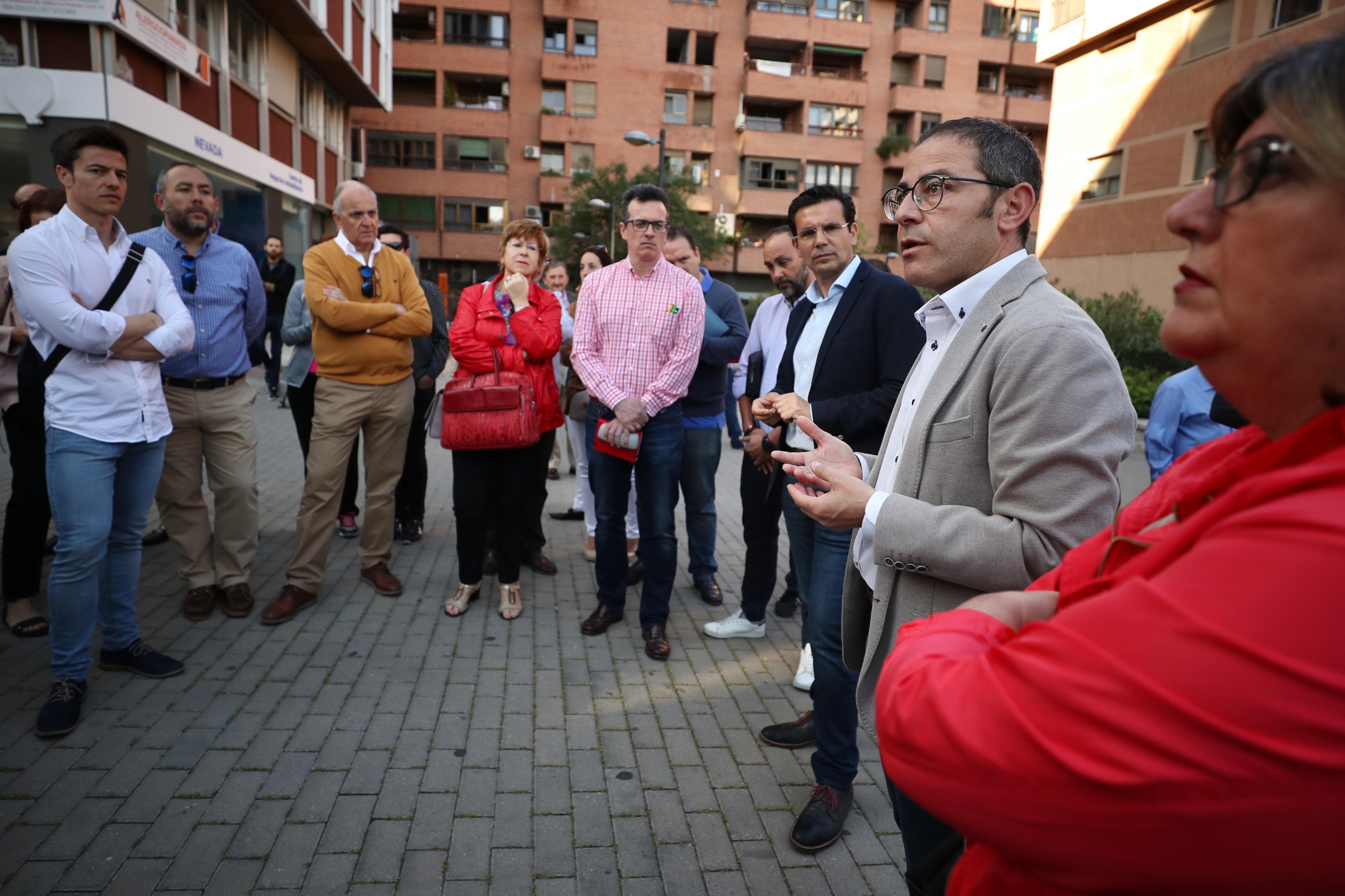 El Ayuntamiento anuncia que dará uso deportivo a un solar de la Curia ubicado en San Lázaro