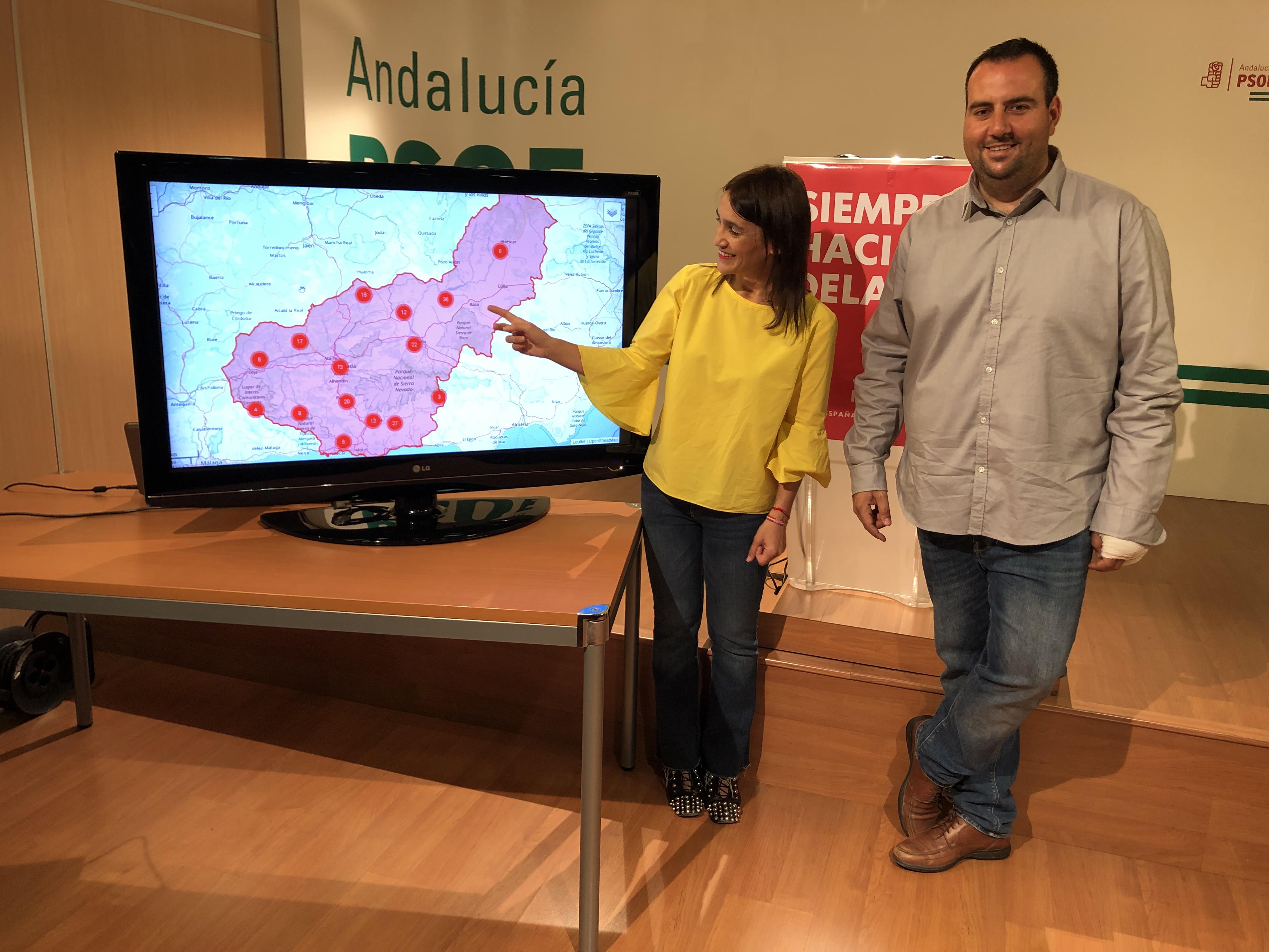#26M: El PSOE presenta 180 candidaturas «de avance» y con el objetivo de «mantener la Diputación»
