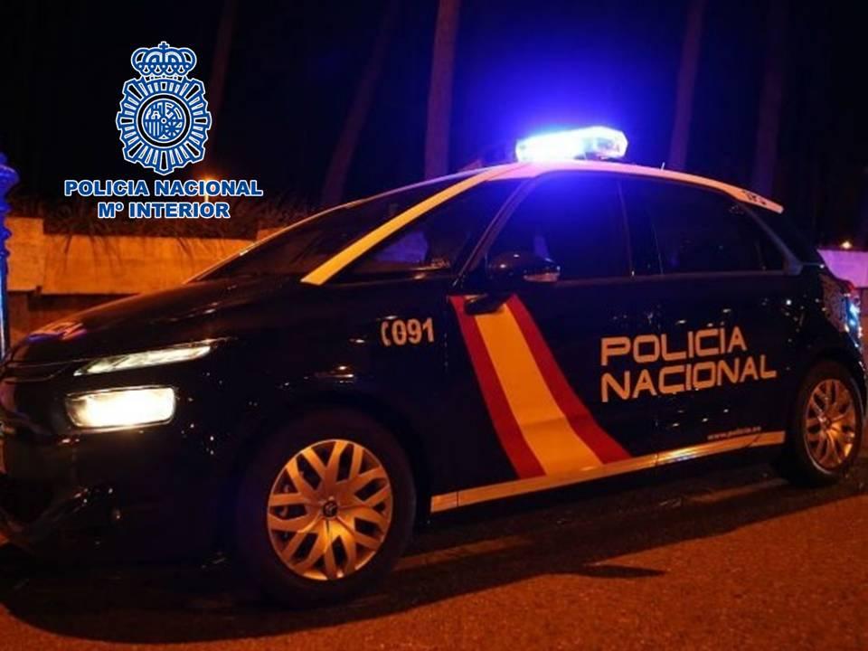 La Policía Nacional detiene a un varón por apuñalar a cinco personas