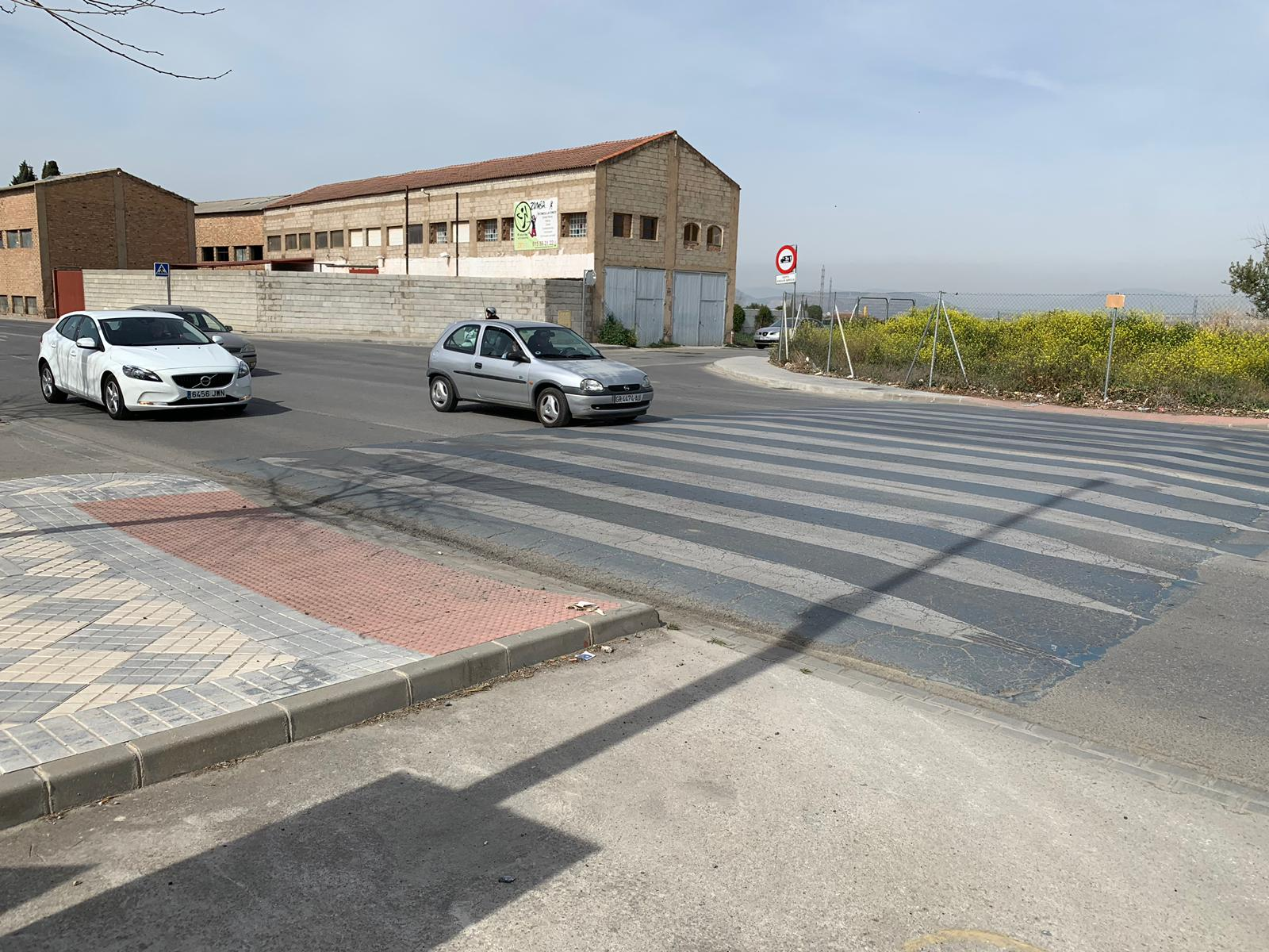 Churriana tendrá su rotonda en la Avenida Cristóbal Colón