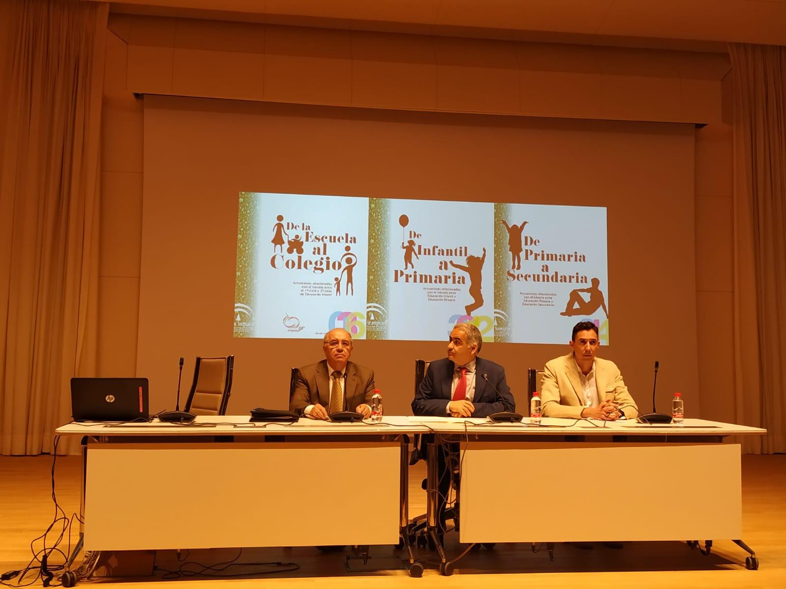 Unas jornadas de tránsito entre etapas educativas reúnen a 500 profesionales en Granada