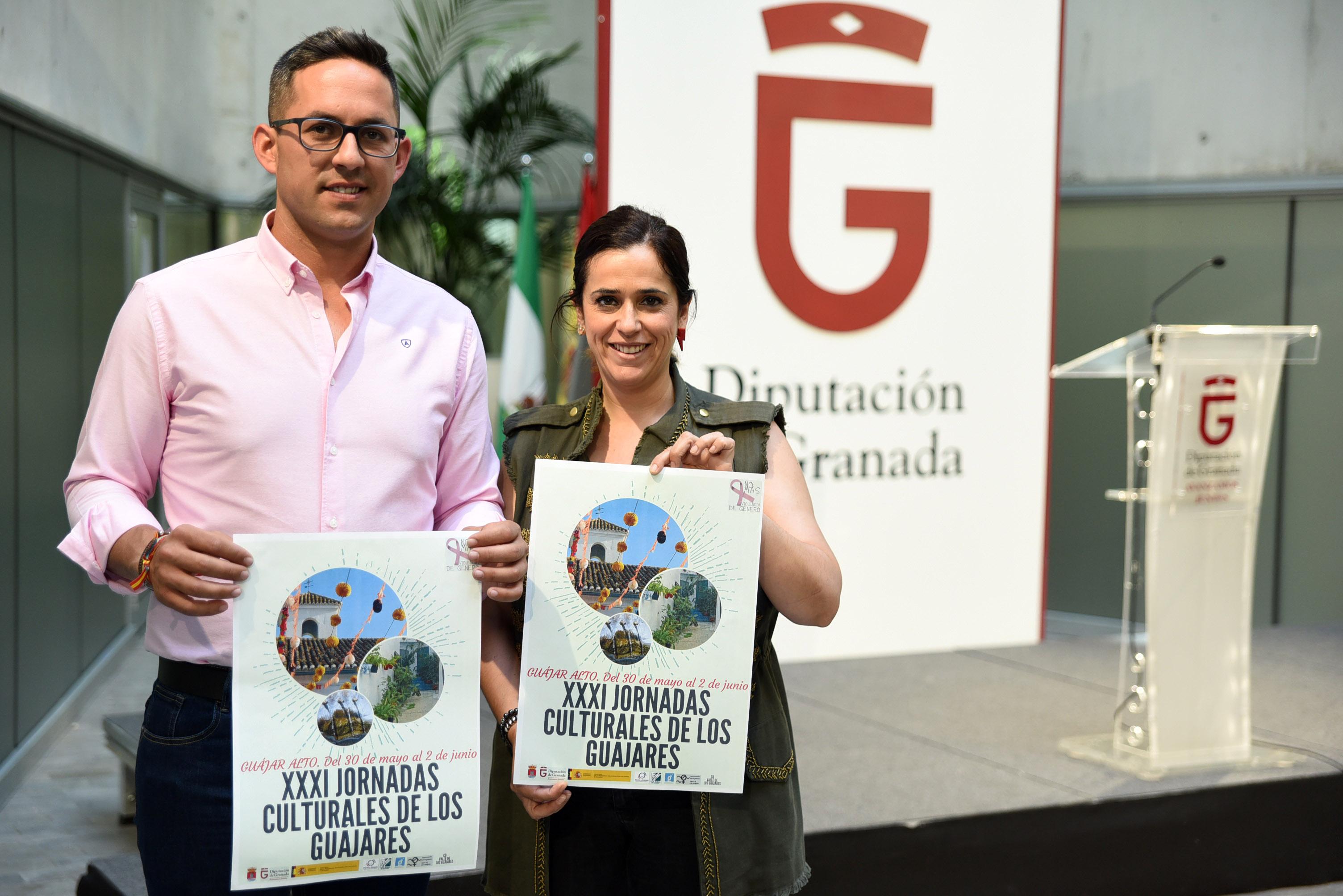 Voluntariado ambiental y lucha contra la violencia de género, en las Jornadas Culturales de los Guájares
