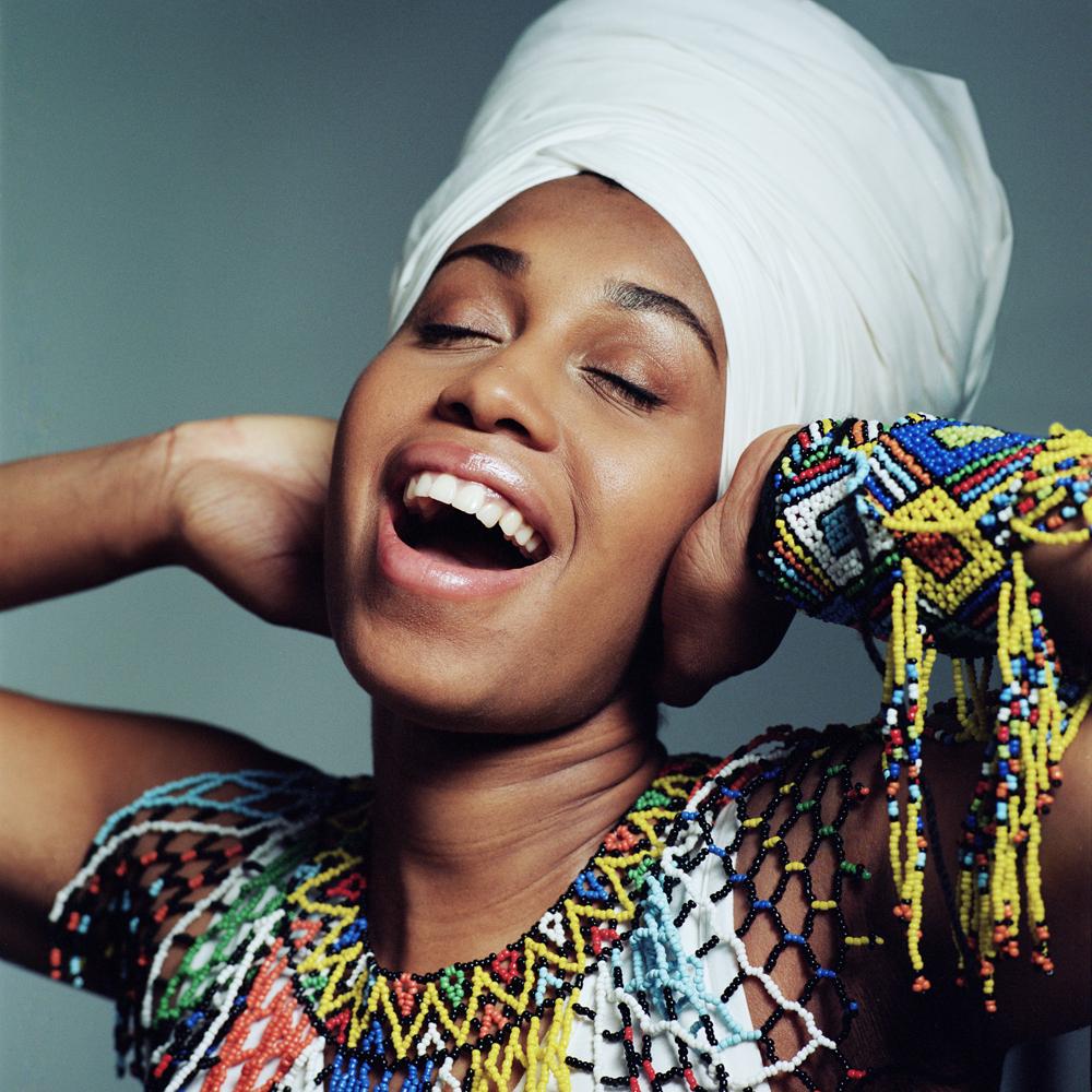 Jazzmeia Horn será la artista que abrirá el 32 Festival Internacional de Jazz en la Costa de Almuñécar
