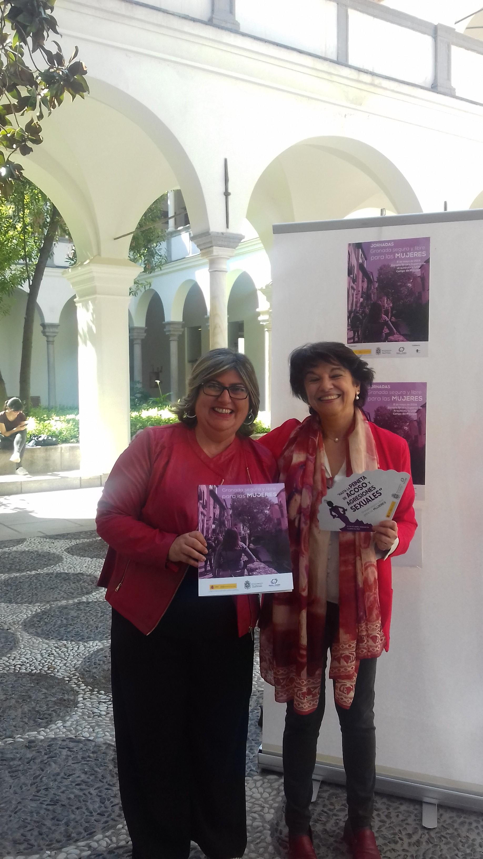 La Escuela de Arquitectura acoge las jornadas 'Granada segura y libre para las Mujeres' dentro del V Plan de Igualdad