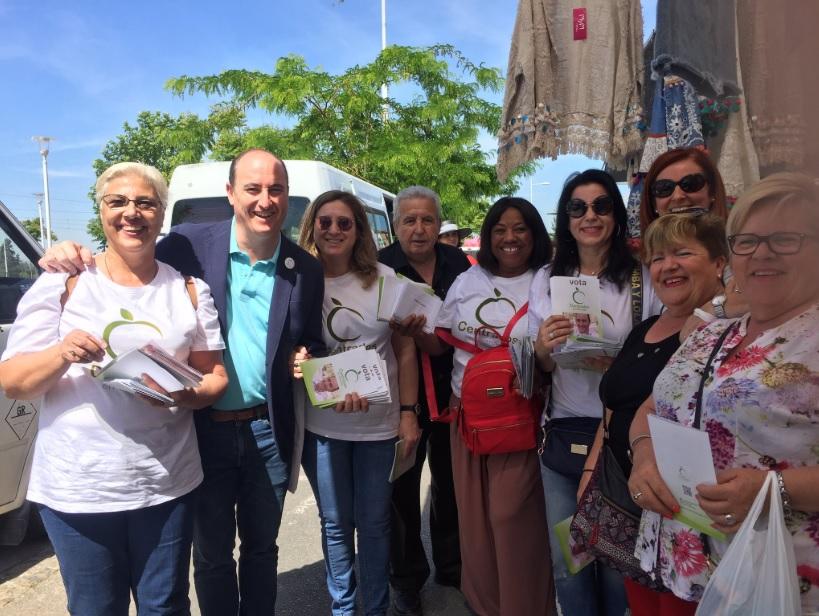 #26M: Centrados en Granada propone rehabilitar edificios para albergar «el museo de la ciudad»