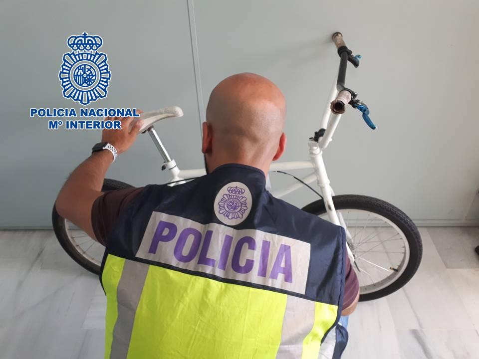 Detenido un ladrón que accedía a los domicilios escalando por las fachadas