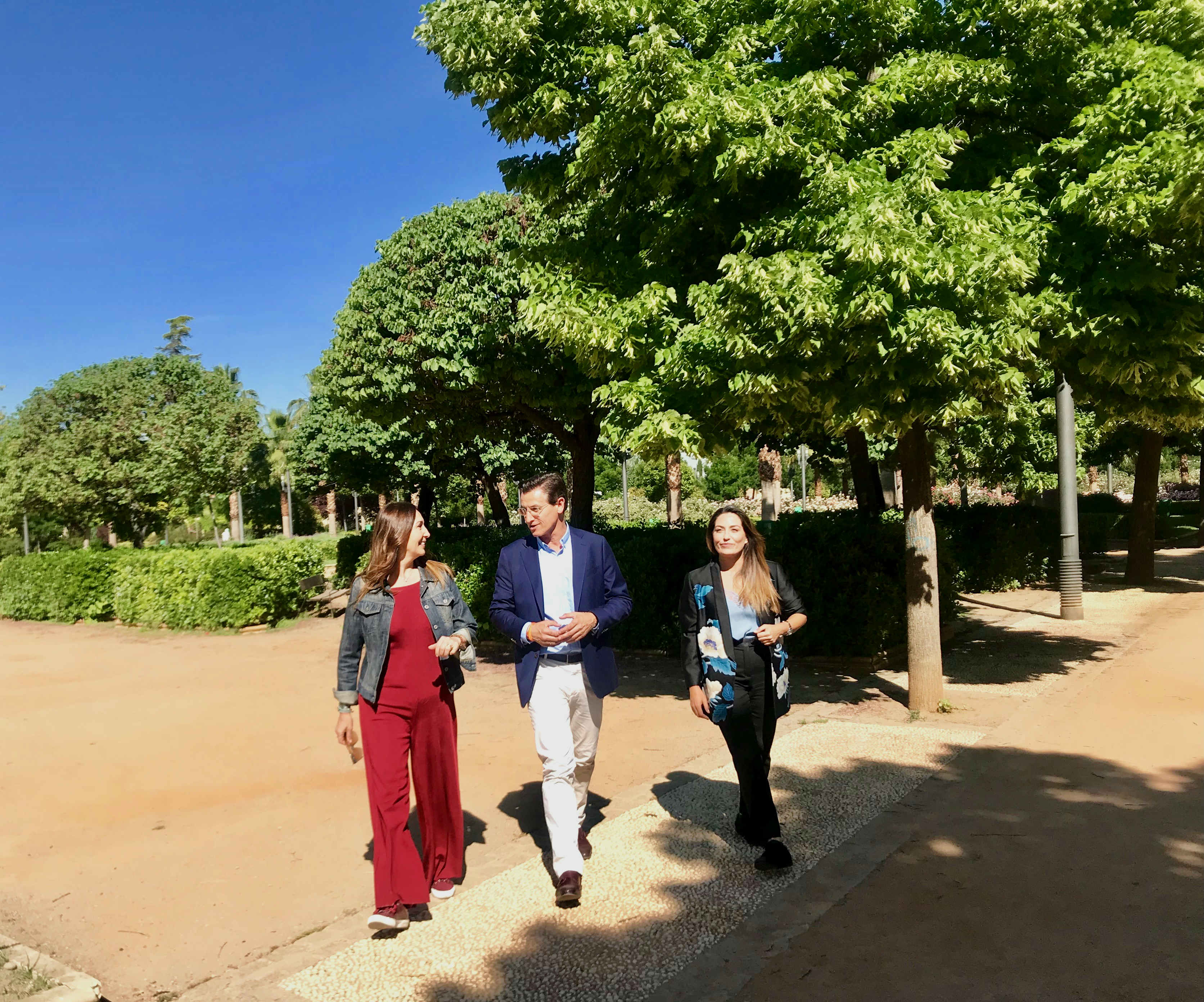 #26M:Luis Salvador pide adoptar medidas para combatir la contaminación y convertir a Granada en Ciudad Verde Europea