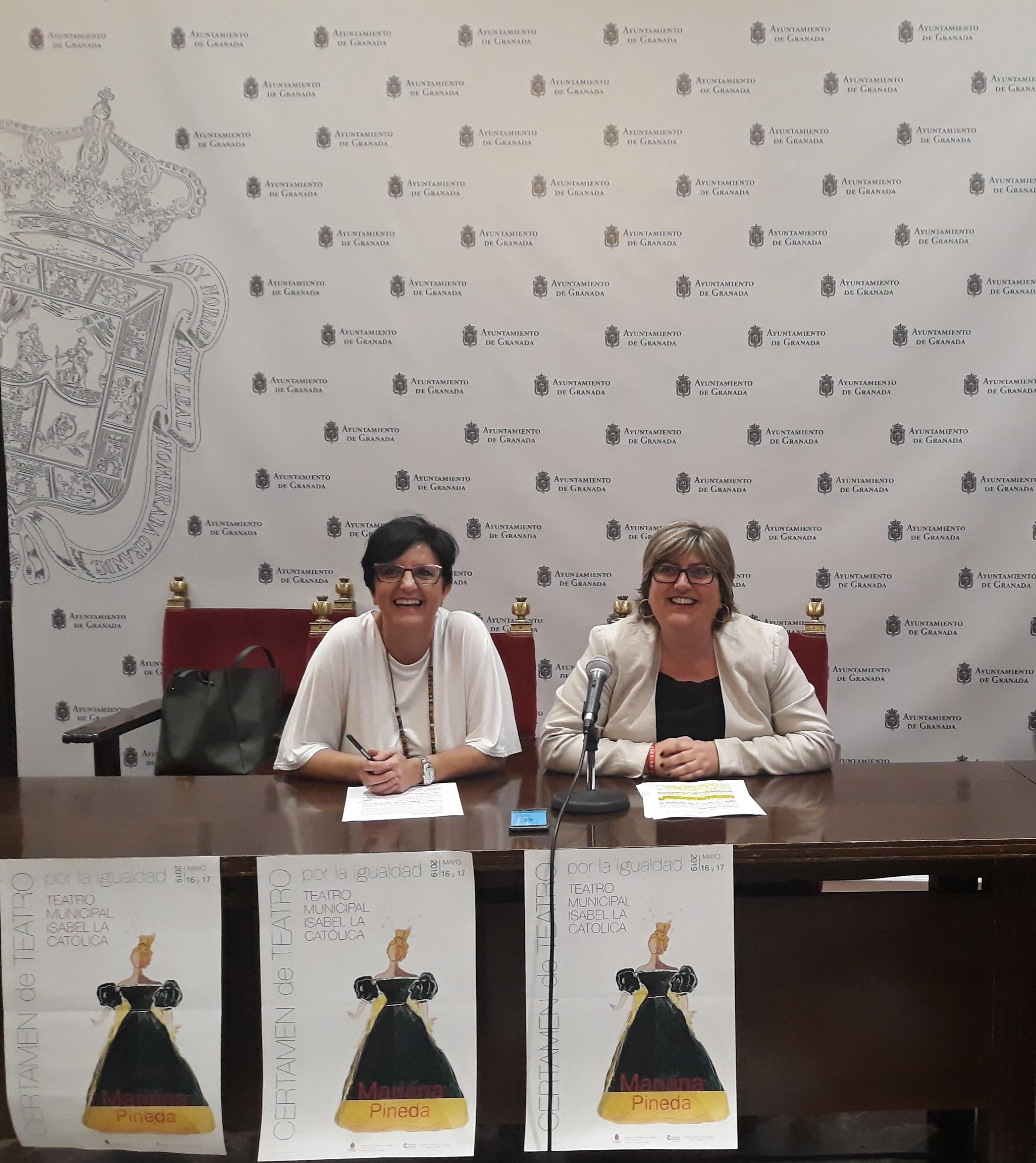 La XIX edición del certamen de teatro Mariana Pineda escenifica la igualdad