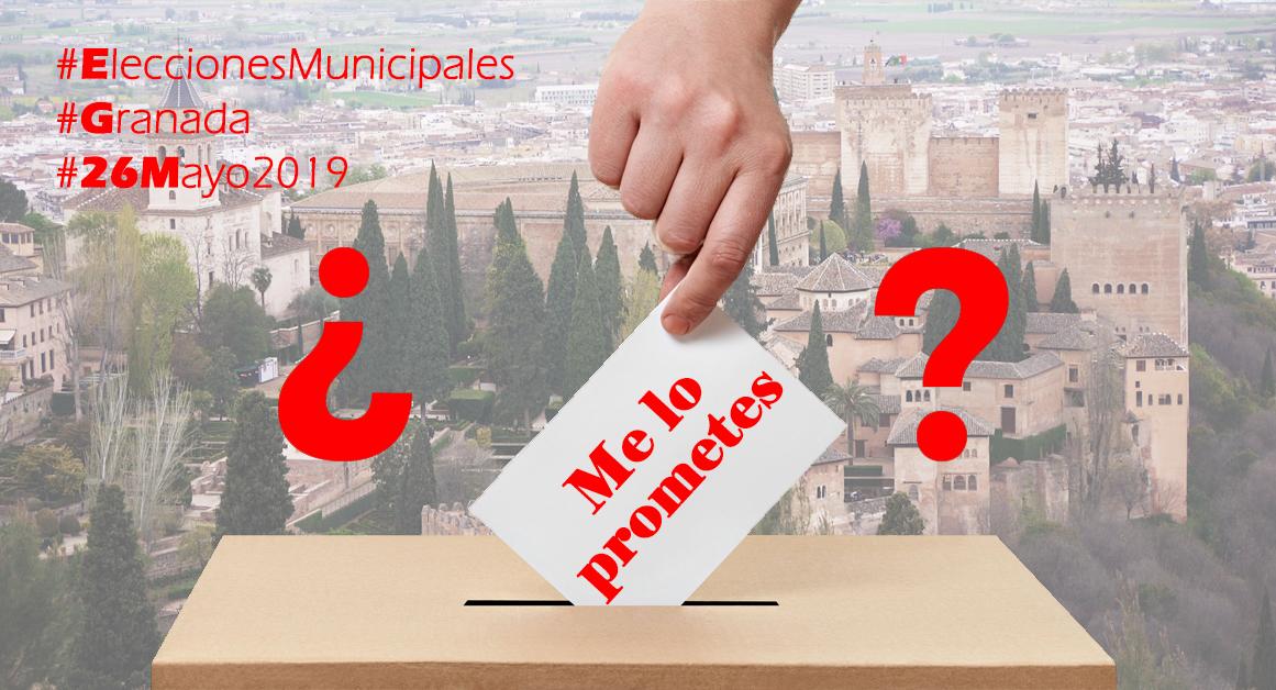 Cuidar de Granada, cuidar tu voto