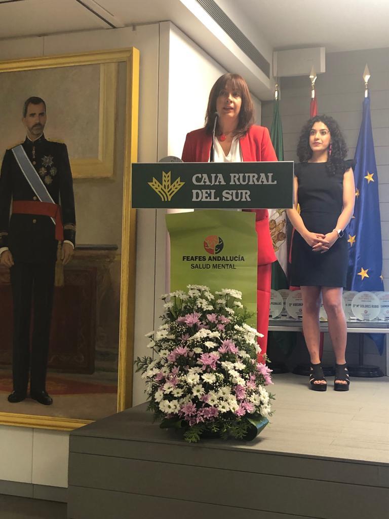 Feafes premia a la residencia Rodríguez Penalva de Diputación