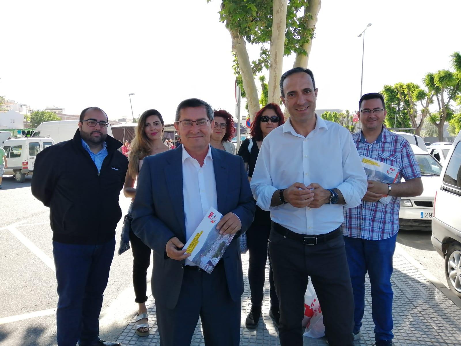 #26M: El PSOE pretende devolver Loja a sus vecinos desde un Ayuntamiento eficiente