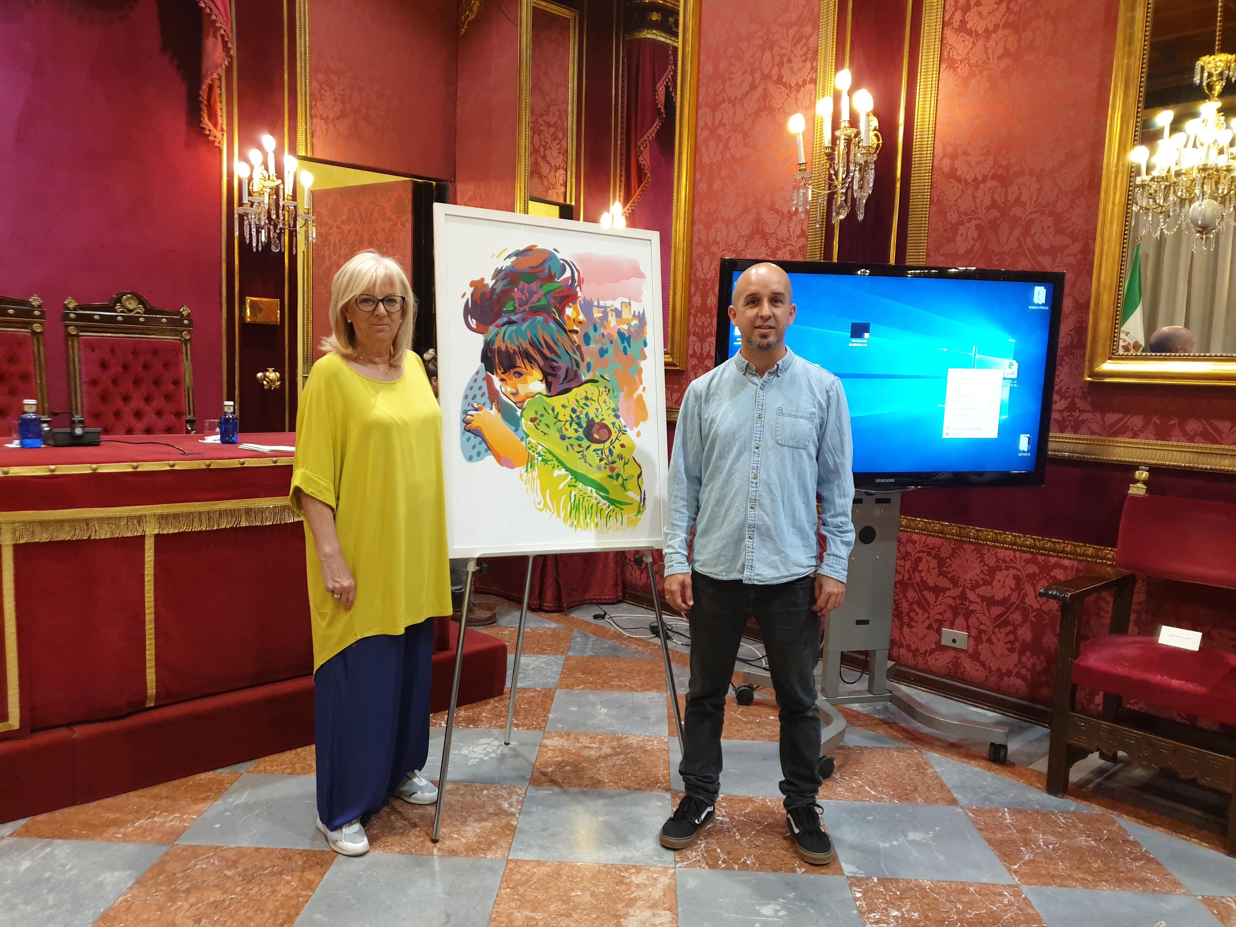 Granada presenta el cartel del Corpus 2019