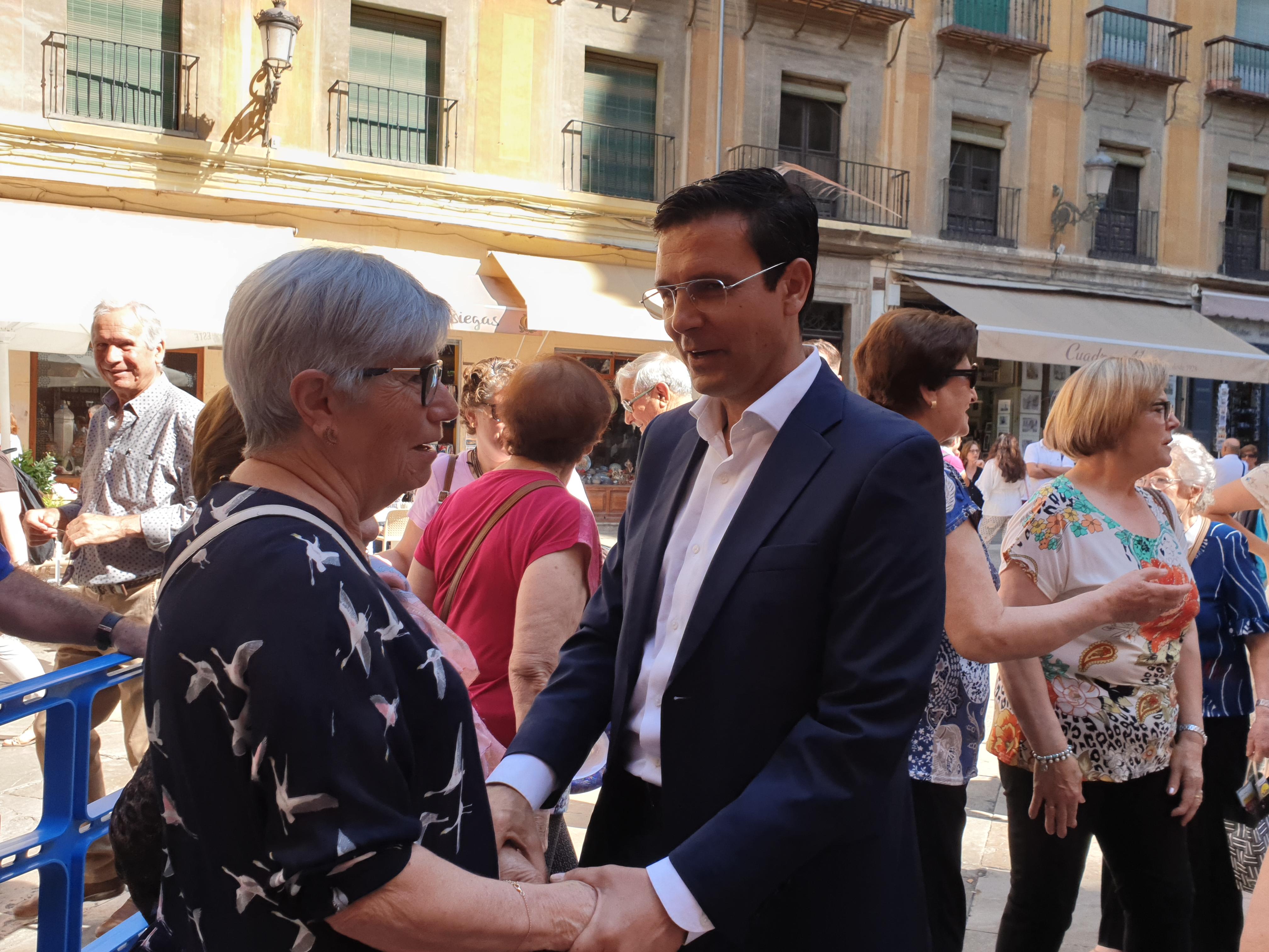 Cuenca insta a Ciudadanos a decir «si está dispuesto a llegar a un acuerdo» para un «trifachito»