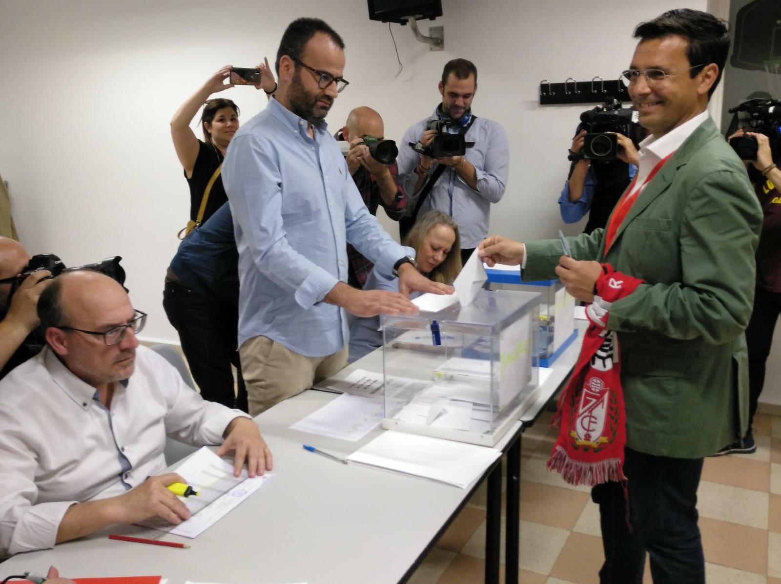 #26M: Paco Cuenca anima a votar en «un día muy importante, posiblemente de los más importantes de las últimas décadas, y las próximas»