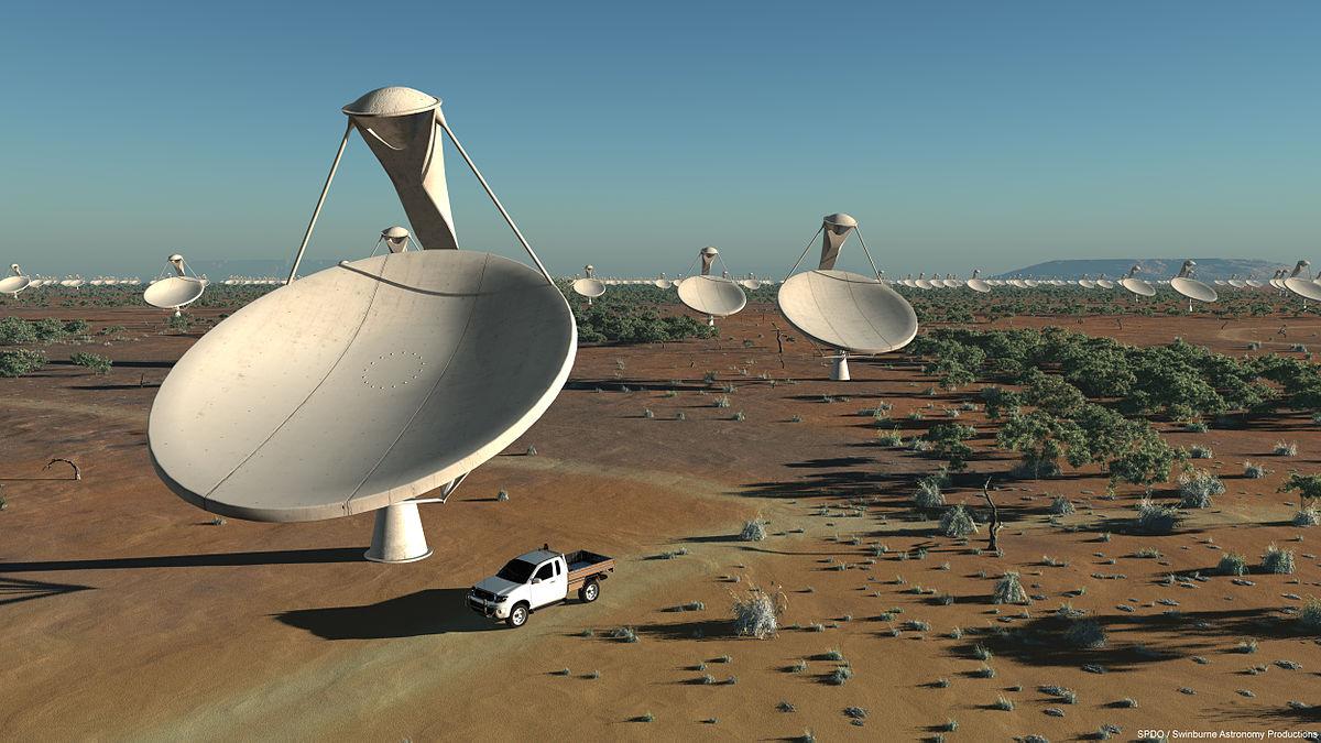 La Universidad de Granada participa en el diseño del radiotelescopio más grande del mundo