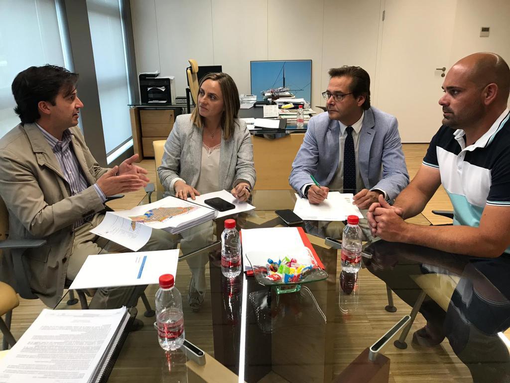 La Junta estudia la llegada del Metro a Churriana de la Vega