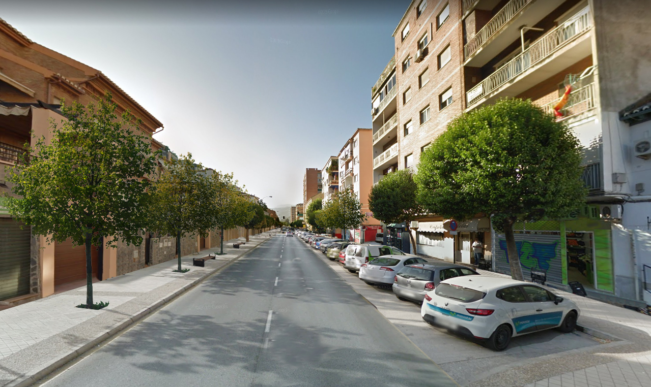 #26M: Sebastián Pérez propone una reforma en la Carretera de la Sierra