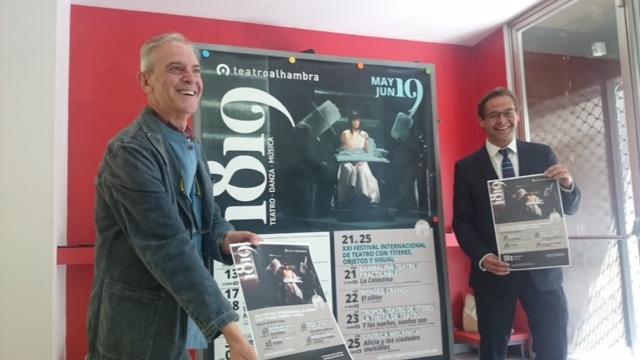 El festival de títeres del Teatro Alhambra se inaugura con una versión de «La Celestina»