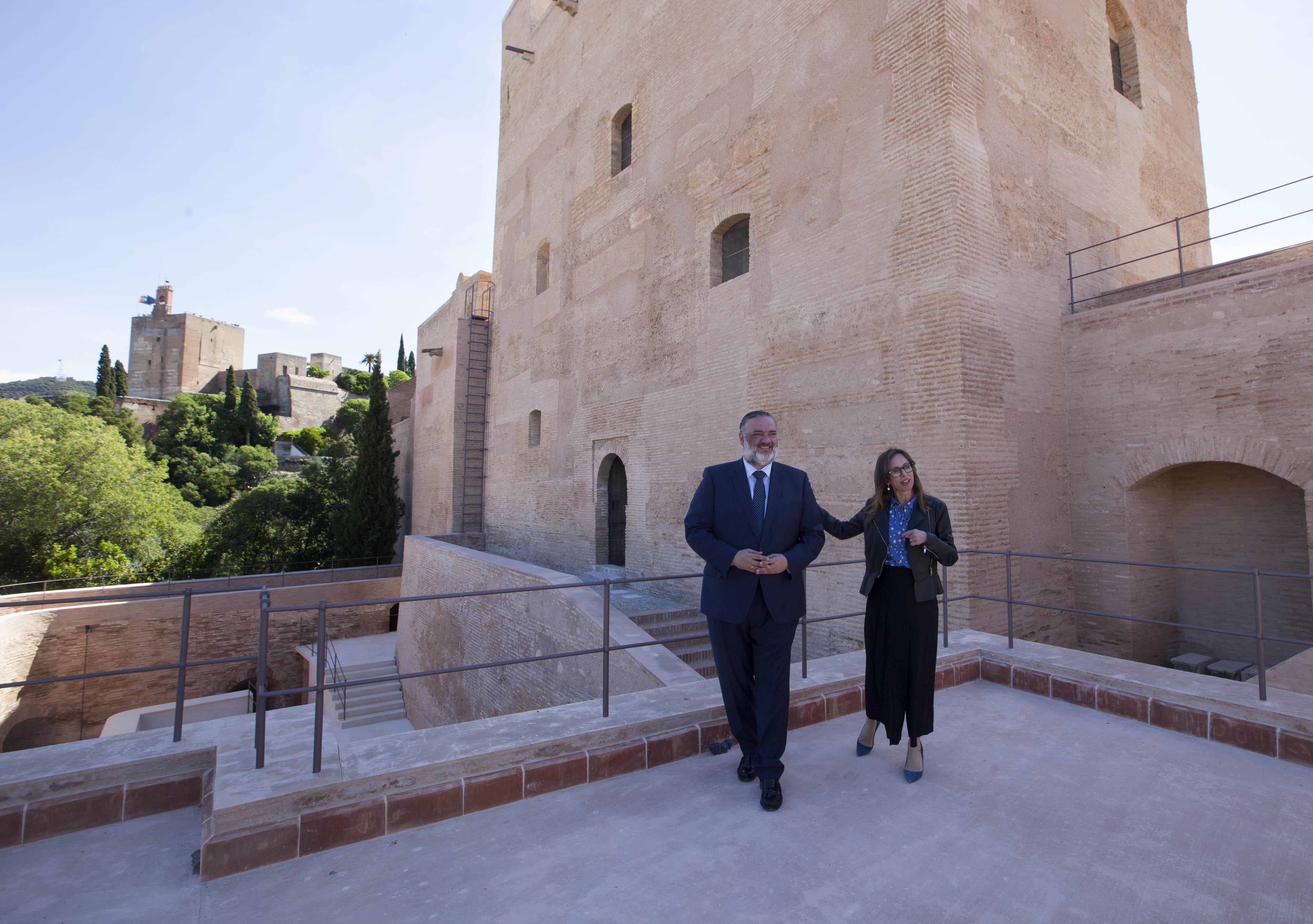 Torres Bermejas se abrirá por primera vez al público