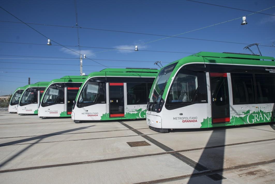 La Junta adjudica el refuerzo del mantenimiento de los trenes del metro