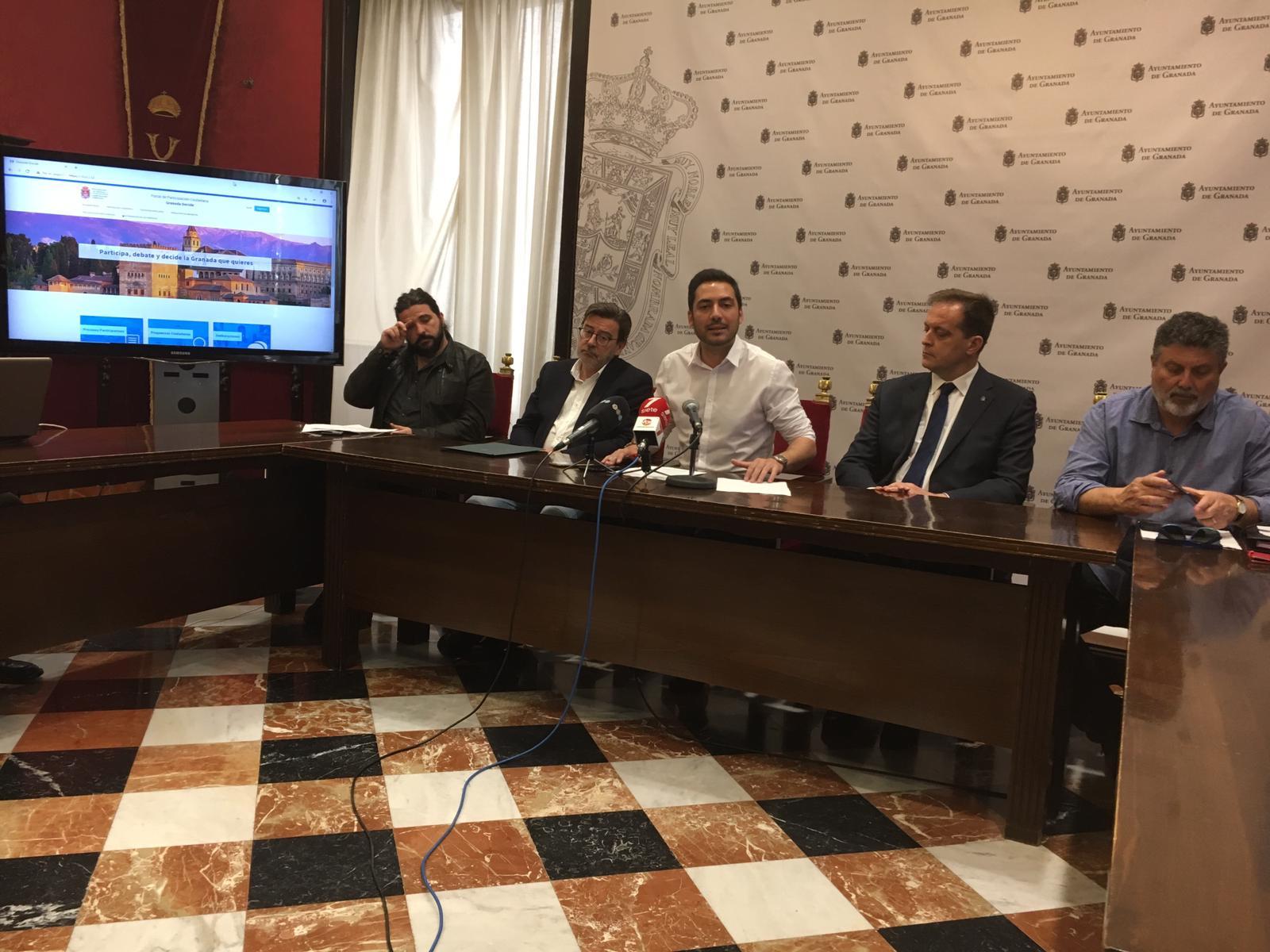 El Ayuntamiento activa una web de participación ciudadana