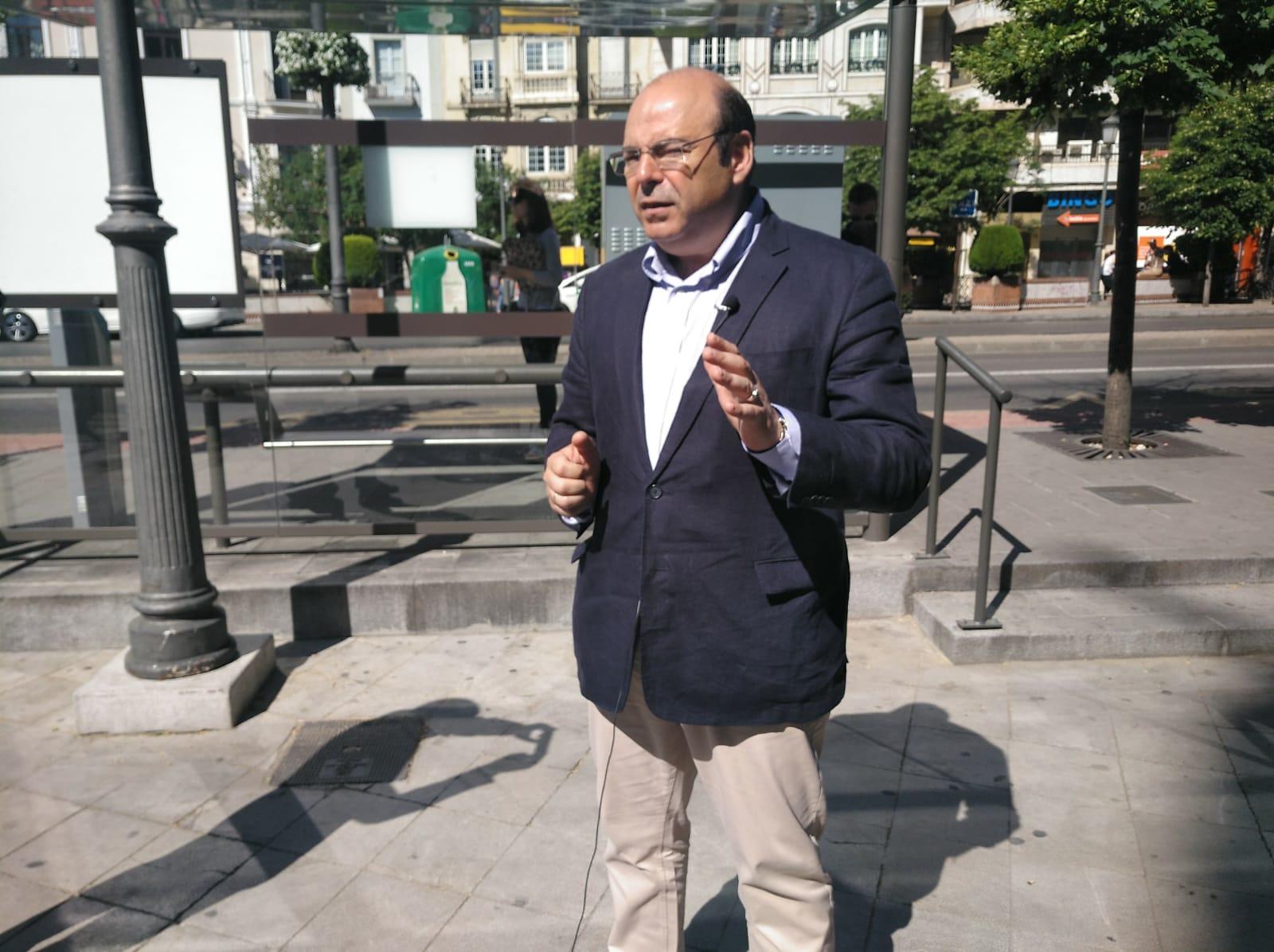 #26M: El PP propone una flota eléctrica de autobuses y la ampliación del Metro