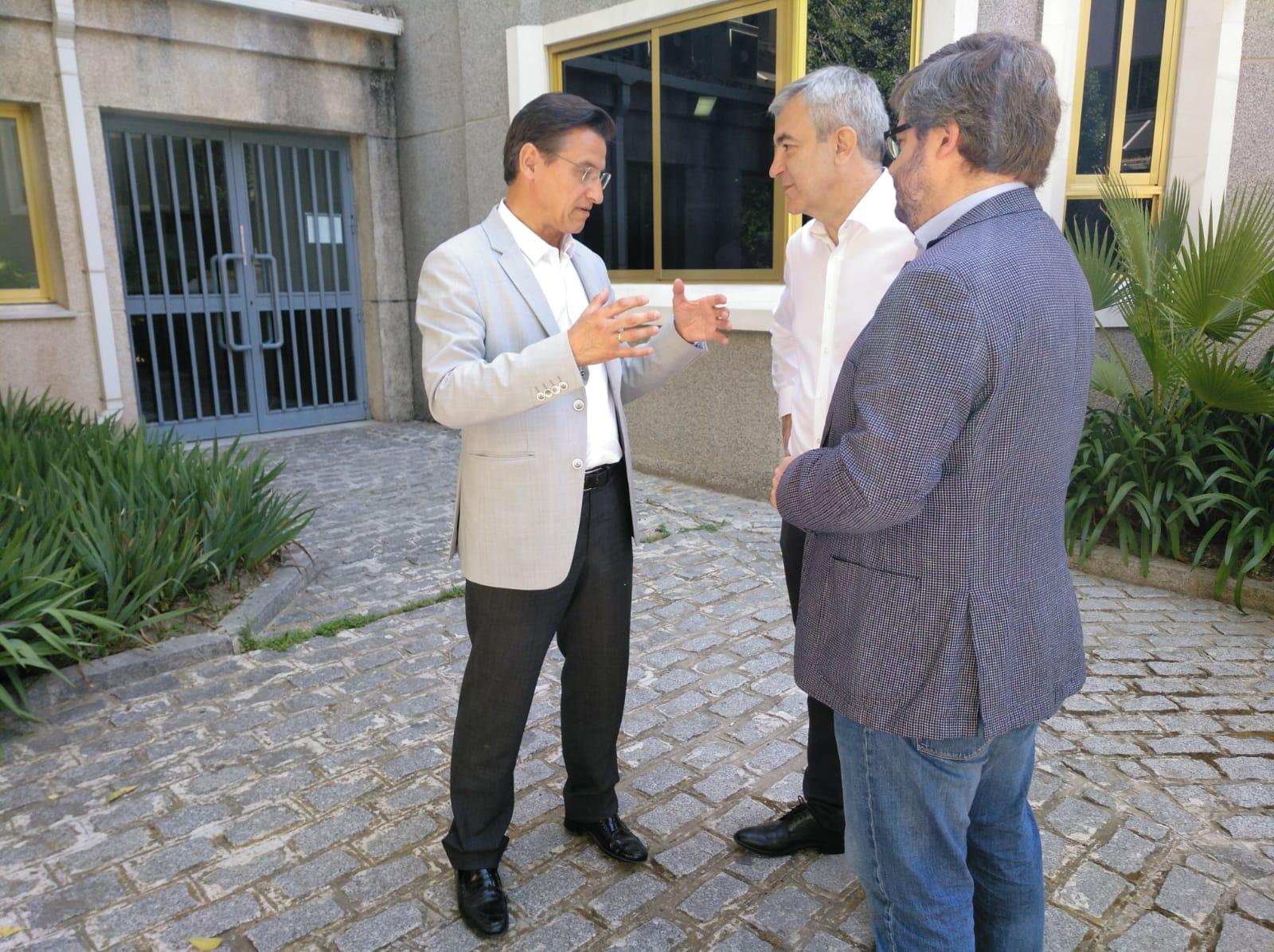 #26M: Garicano plantea un Erasmus «senior» y lo compara con los «viajes del Imserso»