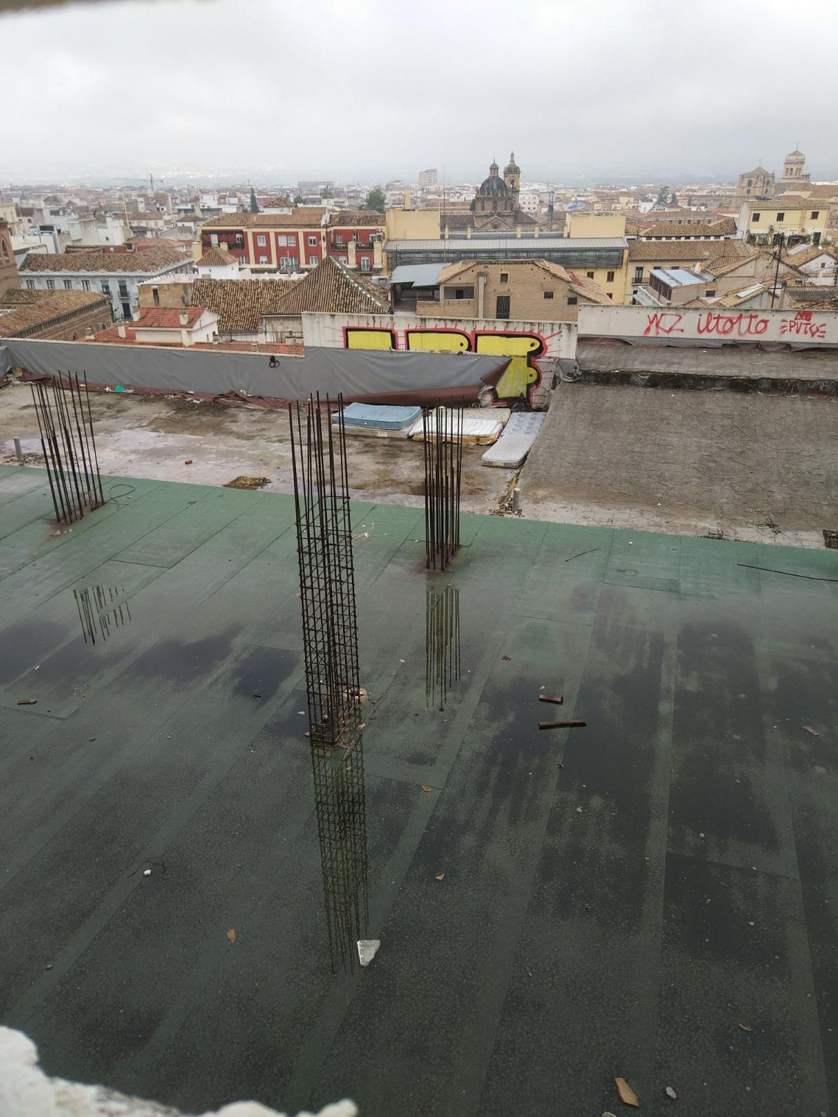 La Junta adjudica las obras de mejora del parking subterráneo de la Calle Zenete de Granada